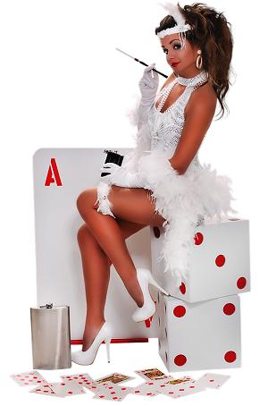 casino kvinna